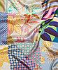 Echo Женский шелковый шарфик-Т1, фото 4