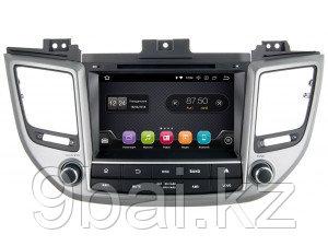 "ШГУ Hyundai Tucson 16-18 (INCAR TSA-2434) Android 8.0/1024*600,wi-fi, 8"""
