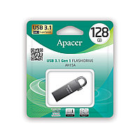 USB-накопитель Apacer AH15A 128GB Чёрный