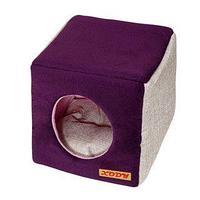 Домик Куб трансформер Violet №2 (флок) КСОДИ 35*35*35 см, фото 1