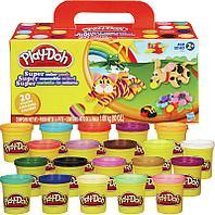 Play-Doh Набор пластилина из 20 банок A7924