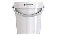 Пластиковая тара / Пластиковое ведро - 850мл