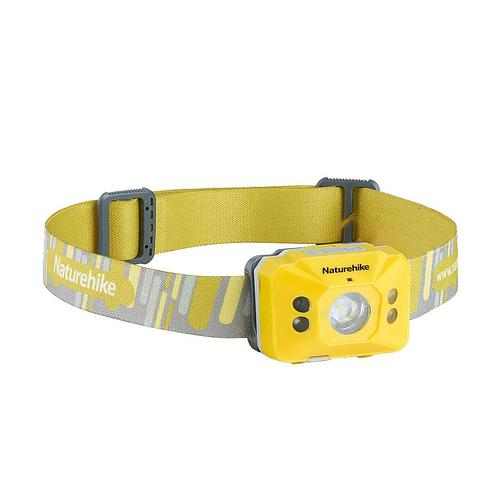Налобный фонарь NH17G025-D (желтый)