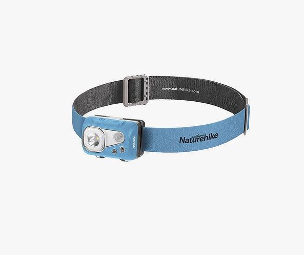 Налобный фонарь NH18T003-C (синий)