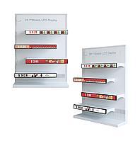 """Рекламные и информационные экраны Digital Signage (мин заказ 10 штук.) 23.1"""" Ultra-wide Строчный LCD Displays"""