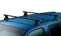 Оригинальный багажник Nissan Pathfinder (стальные дуги)