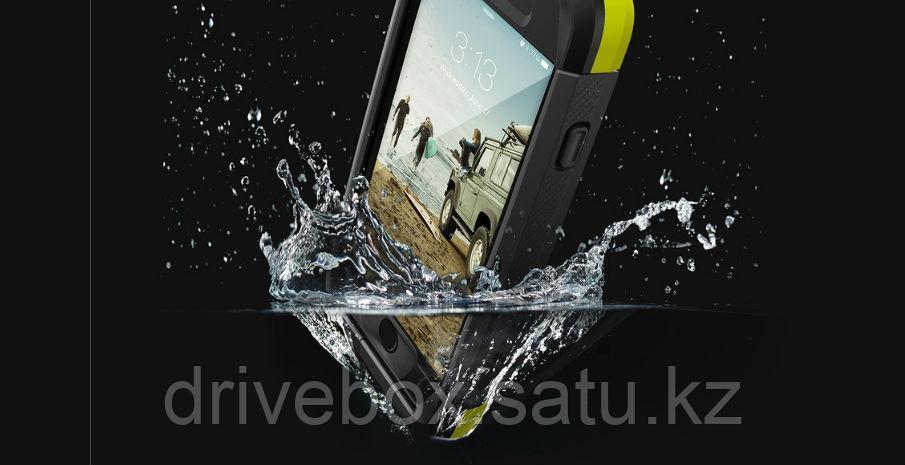 Чехол Thule Atmos X5 для iPhone 6 Plus/6s Plus, зеленый/темно-серый (TAIE-5125) - фото 5