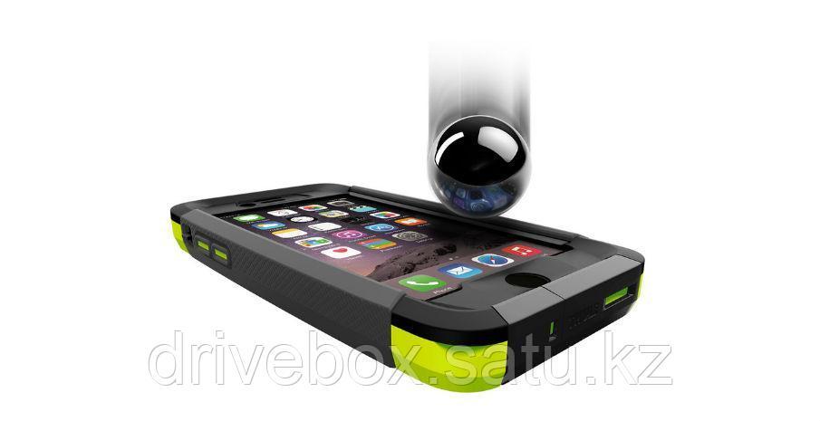 Чехол Thule Atmos X5 для iPhone 6 Plus/6s Plus, зеленый/темно-серый (TAIE-5125) - фото 6
