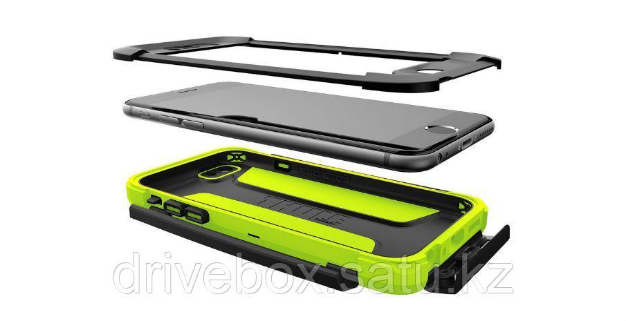 Чехол Thule Atmos X5 для iPhone 6 Plus/6s Plus, зеленый/темно-серый (TAIE-5125) - фото 7
