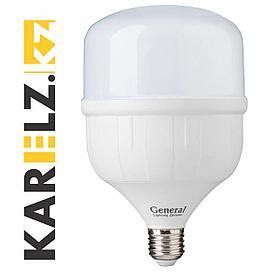 Лампа LED GLDEN-HPL-30W/230V/E27/4K,высокомощная,матовая,(General)(20),660005