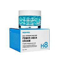 Medi-peel Power Aqua Cream. Капсульный крем в шариках для интенсивного увлажнения кожи