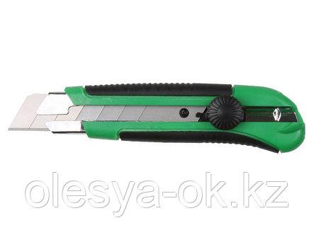 Нож с выдвижным лезвием 25 мм ВОЛАТ (24103), фото 2
