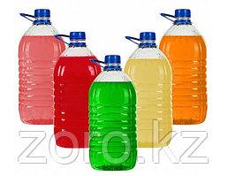 Антибактериальное жидкое мыло с увлажняющим комплексом с витаминами C, D, E 5 литров