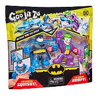Гуджитсу Игровой набор тянущихся фигурок Бэтмен и Джокер DC ТМ GooJitZu
