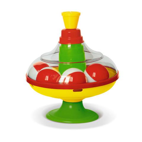 Stellar Юла на подставке с шариками