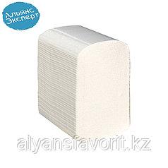 Туалетная бумага Z-сложения 11*21 см, 24 пач/в уп.,200 л. в пачке MUREX