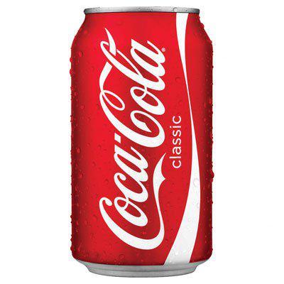 Coca-Cola Classic 330ml Европа (24шт-упак)