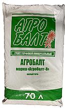 Субстрат Агробалт-В верховой 0-20мм 70л