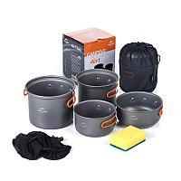 Набор посуды 4 в 1 NH15T401-G