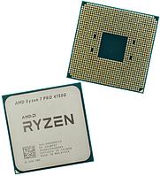 Процессор AMD Ryzen 7 PRO 4750G, oem CPU 3.6GHz (Renoir, 4.4), 8C/16T, 3/36MB, 65W, AM4