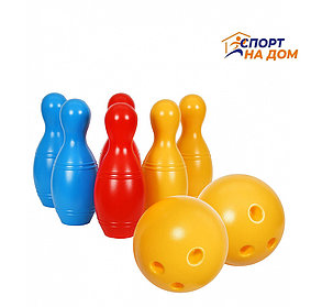 Набор для игры в боулинг (детский)