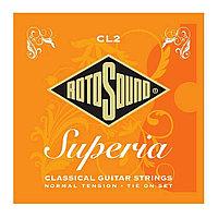 Струны для классической гитары Rotosound CL2