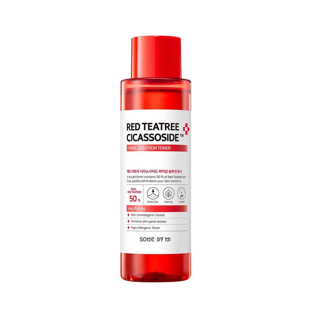 Тоник для проблемной кожи Some By Mi Red Tea Tree Cicassoside Final Solution Toner