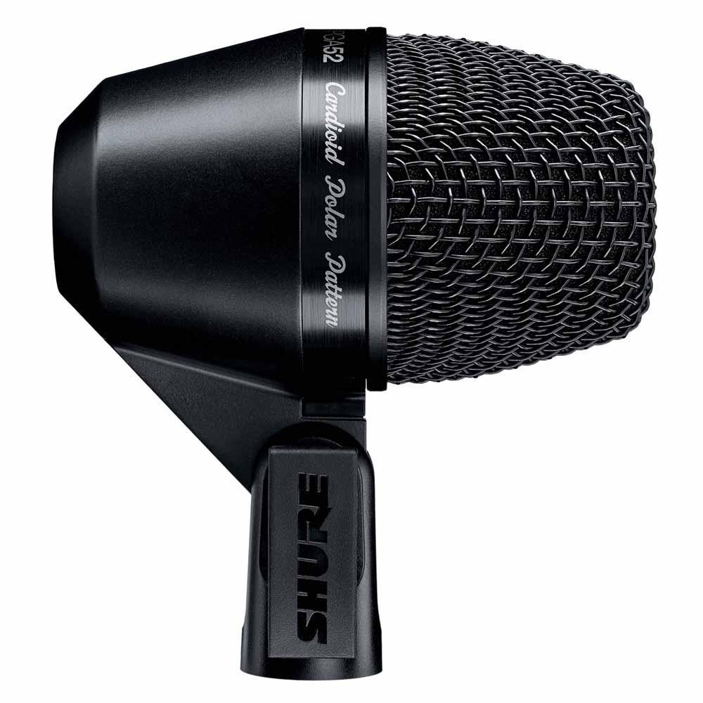 Инструментальный микрофон Shure PGA52-XLR - фото 1