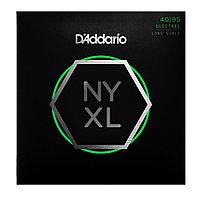 Струны для бас-гитары D'Addario NYXL4095