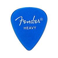 Медиатор Fender Lake Placid Blue 351 Shape Heavy