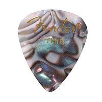 Медиатор Fender Abalone 351 Shape Thin