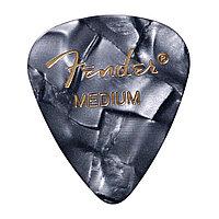 Медиатор Fender Black Moto 351 Shape Medium