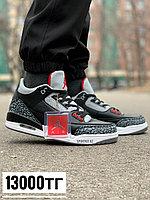 Крос Nike баскет чер сер узор, фото 1