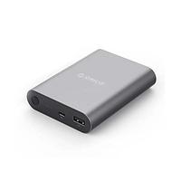 Портативный аккумулятор ORICO Q1-PRO-BK micro USB, 10400 мАч, 8A - 12A, 102*76*21,5 mm v2