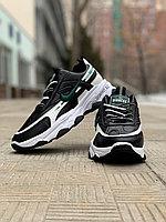 Крос Nike 850 чер зел бел