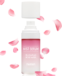 Увлажняющий мист-сыворотка для лица с экстрактом болгарской розы Heimish Bulgarian Rose Water Mist Serum 55 мл