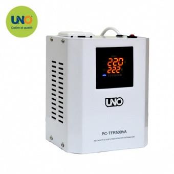 Стабилизатор напряжения UNO PC-TFR   500VA (настенный)