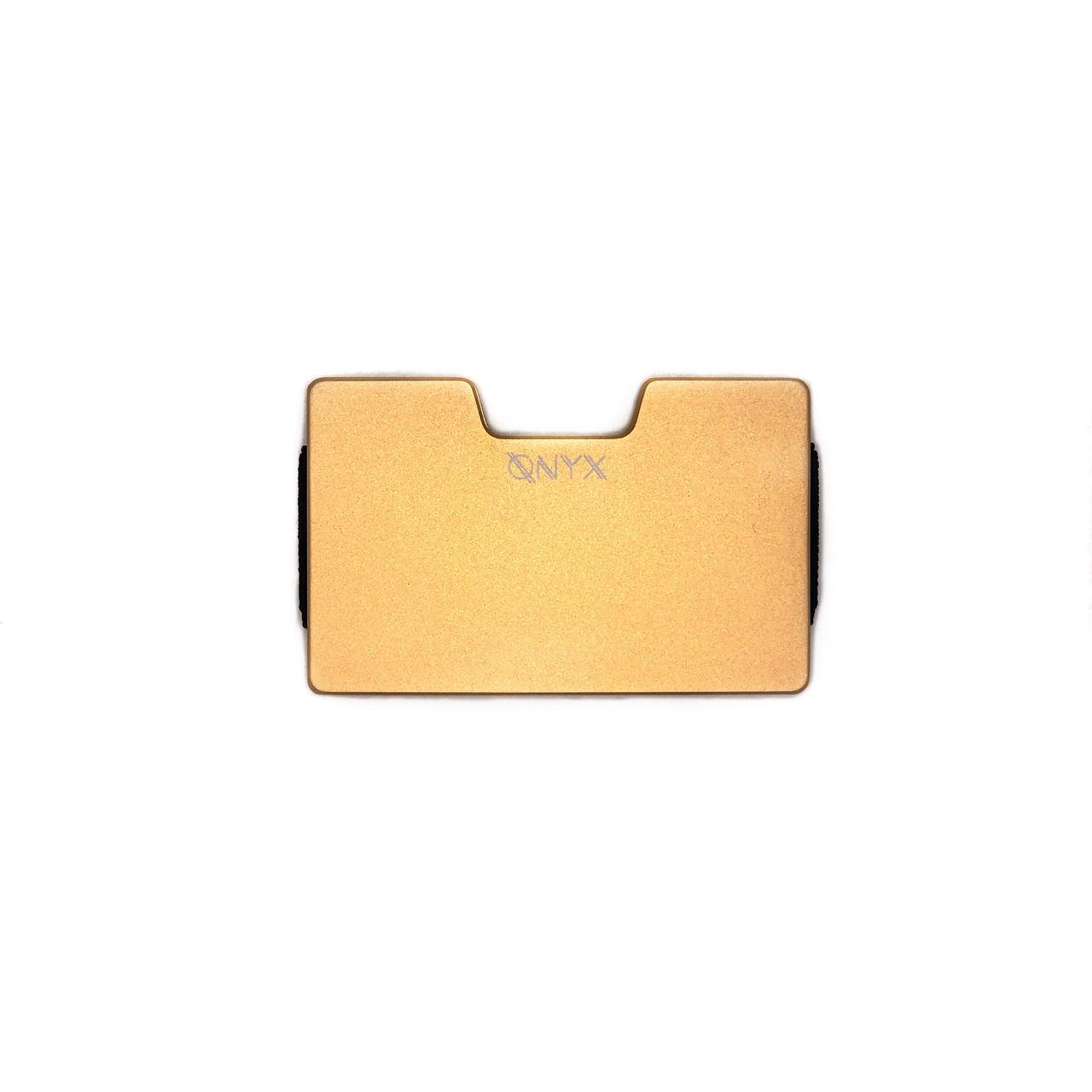 Gold Matte Case