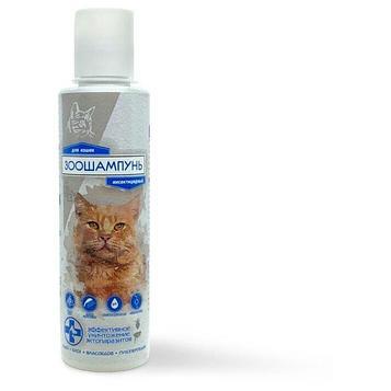 Зоошампунь инсектицидный для кошек Киска