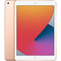 Планшет Apple iPad 2020 10.2 32Gb Wi-Fi MYL92 серый Золотистый