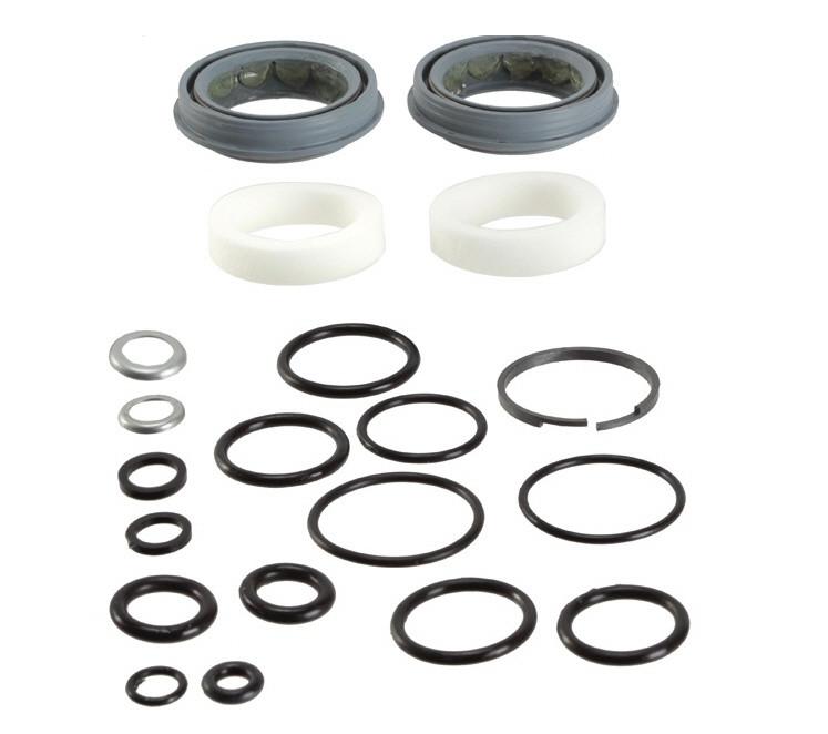 RockShox  ремнабор д/вилки - Sektor Silver Solo Air A1 (dust seals,foam rings,o-ring seals)