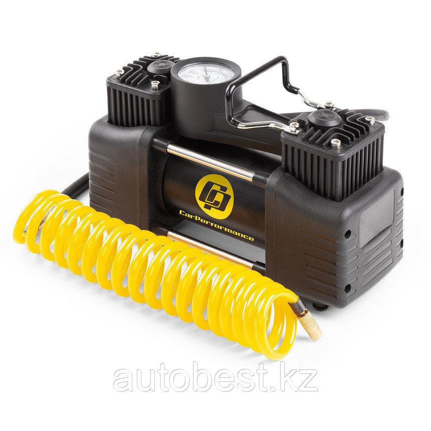 Автомобильный компрессор воздушный (original) CAR PERFORMANCE 200W CP-50