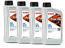 Трансмиссионное масло ROWE HIGHTEC TOPGEAR SAE 75W-90 HC-LS, 4 литра (4 x 1L), фото 2