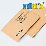 Визитки на картоне, фото 2