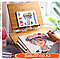 Скетч Маркеры 80 цветов СКЕТЧБУК в подарок профессиональные для скетчинга двусторонние, фото 2
