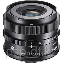 Объектив Sigma 24mm f/3.5 DG DN Contemporary для Sony E