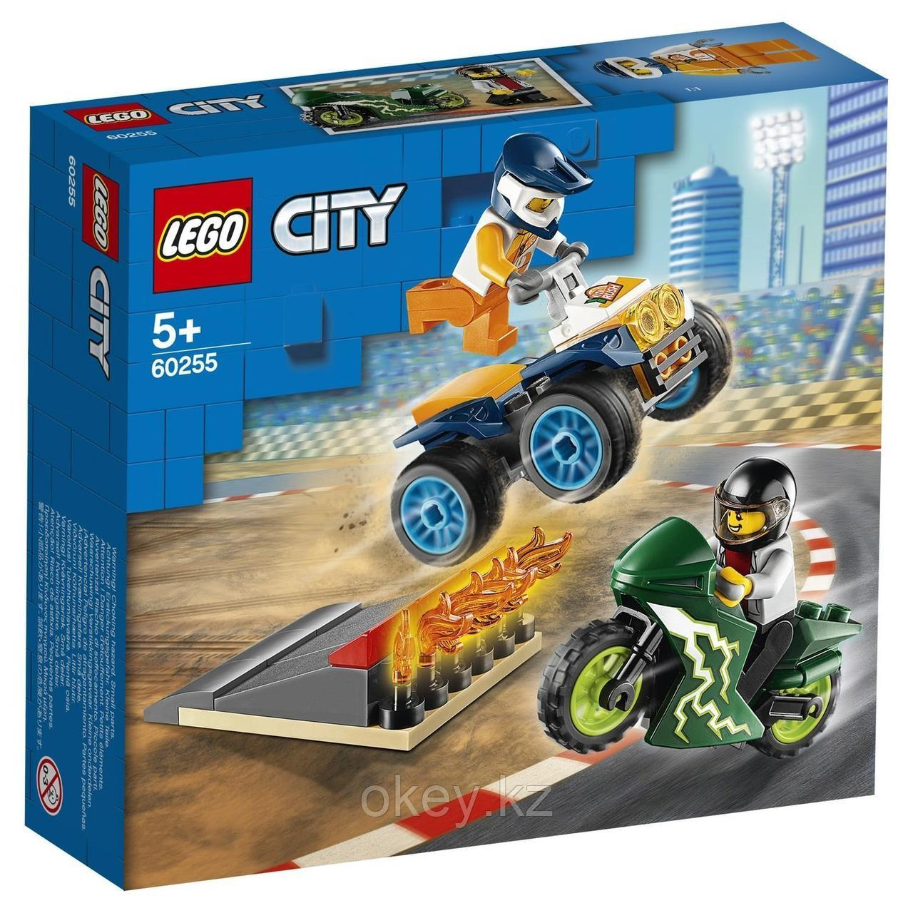 LEGO City: Команда каскадеров 60255