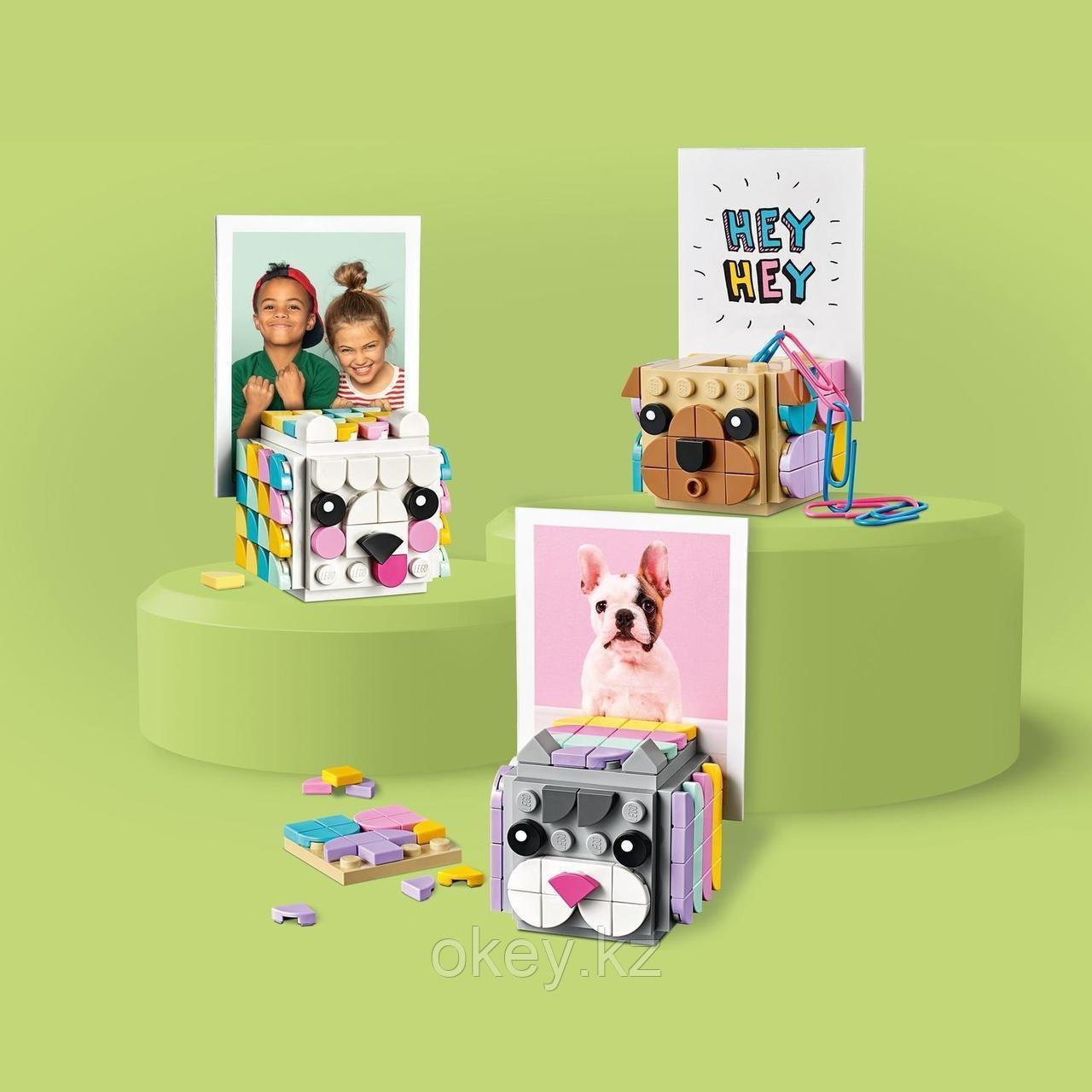 LEGO Dots: Подставки для фото Животные 41904 - фото 5