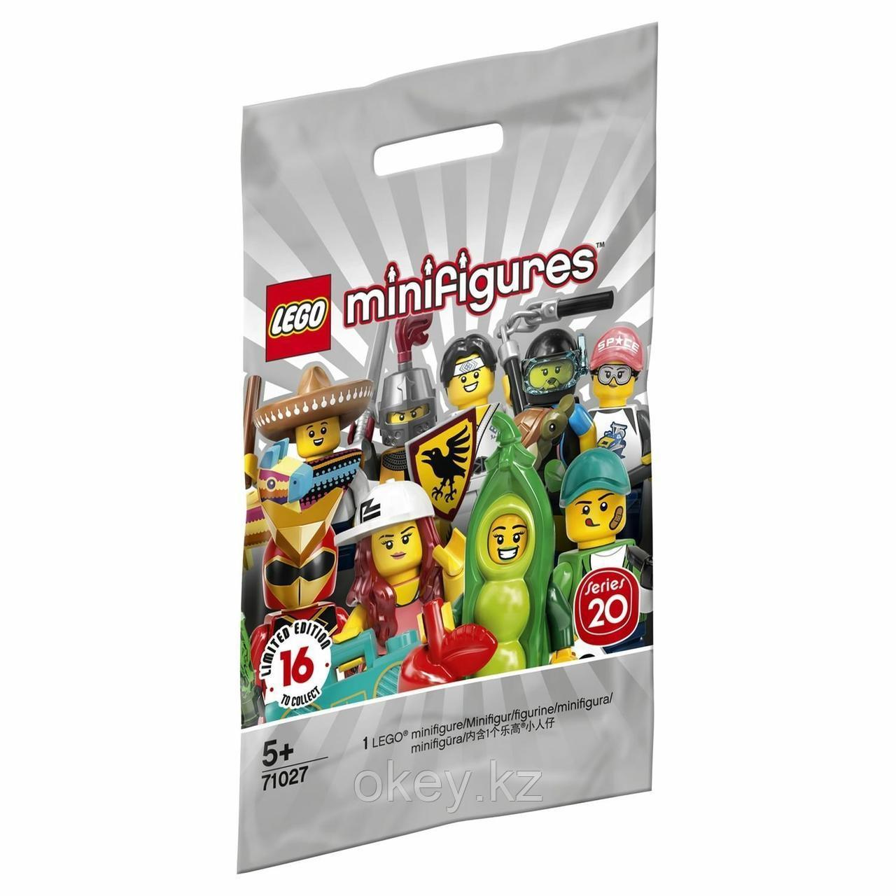 LEGO Minifigures: Серия 20 71027