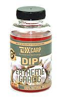 Дип TEXX Carp 200ml (XX112=Extreme Garlic)